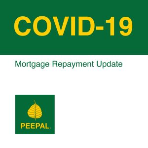 COVID-19: Mortgage Repayment Update