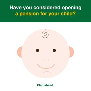 Providing a retirement windfall for your child