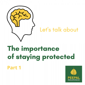 The importance of staying protected (Pt. 1) #PeepalTalk