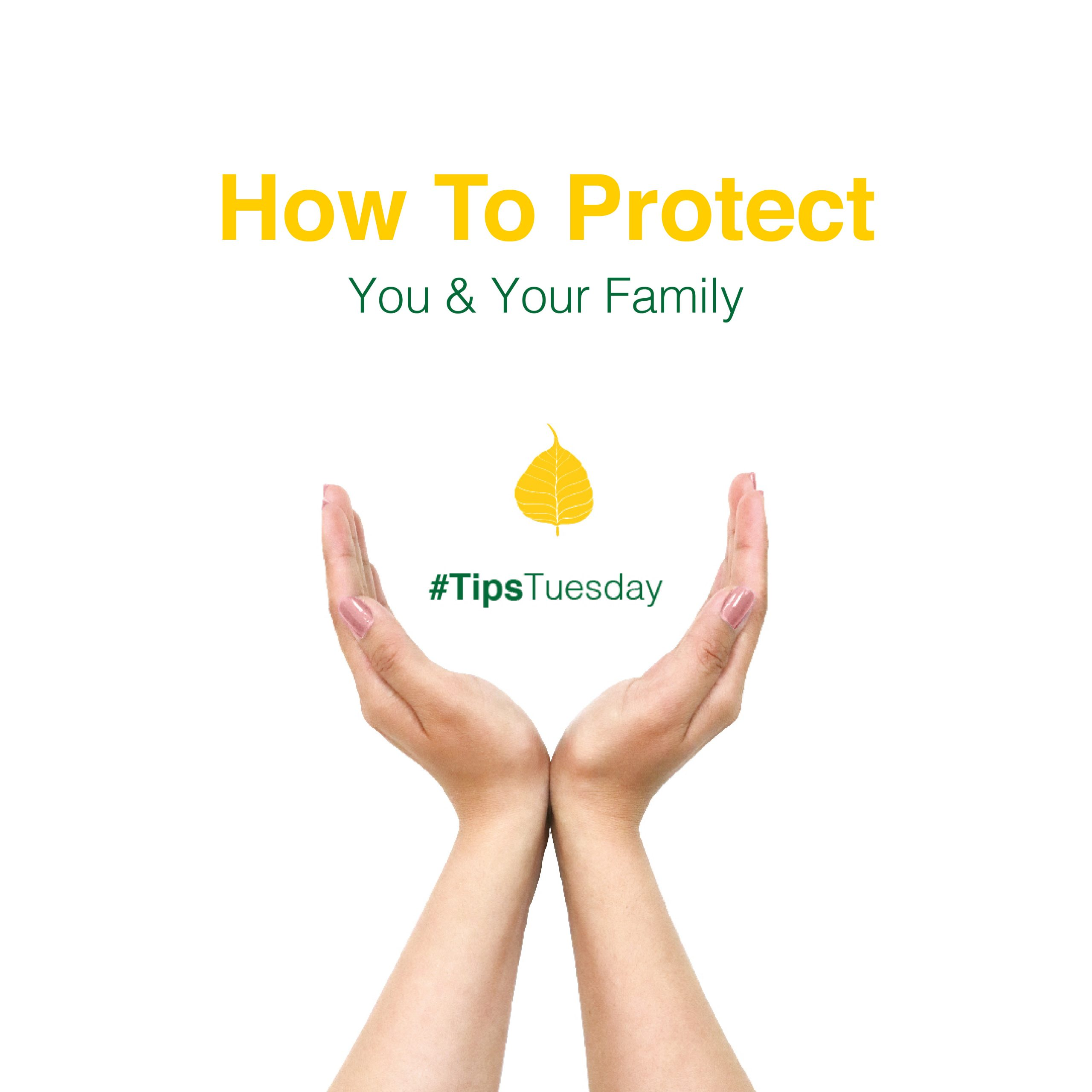 You are currently viewing Protect you and your family in 2020