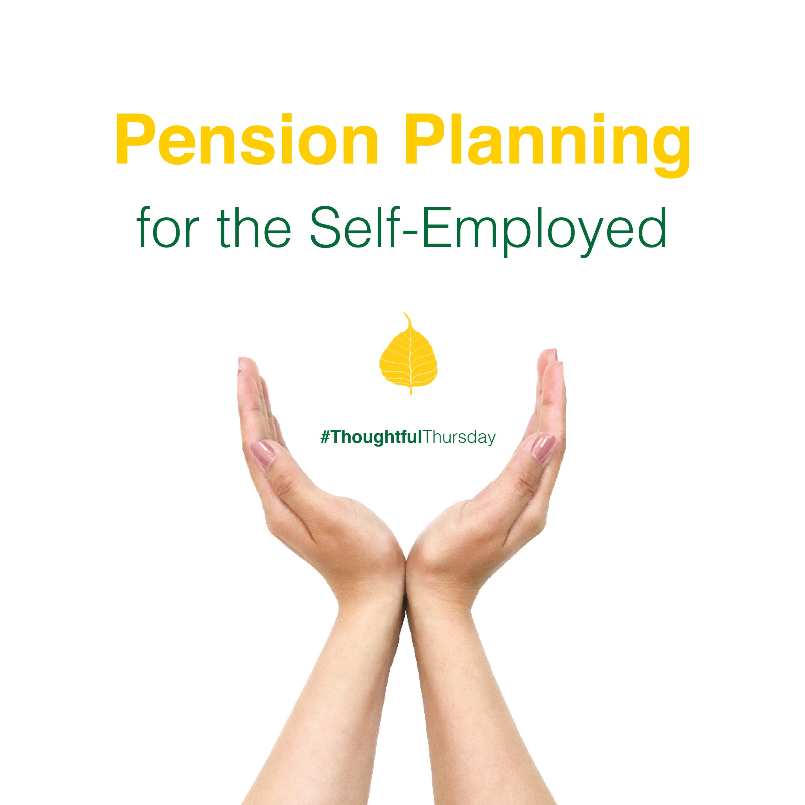 Pension Planning for the Self-employed
