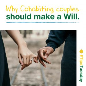 Read more about the article Why Cohabiting couples should make a Will