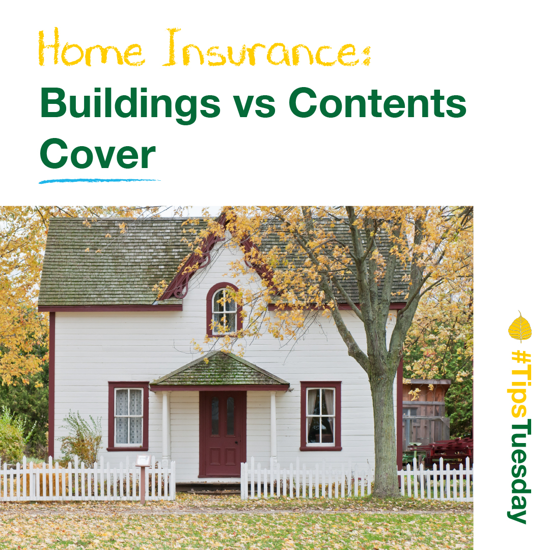 Home Insurance: Buildings vs Contents Cover