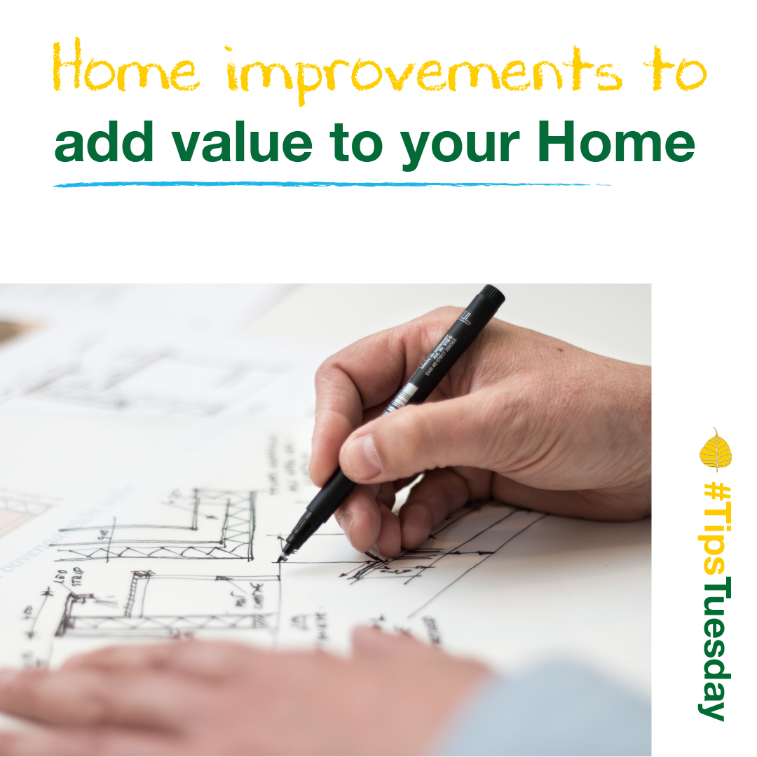 You are currently viewing Home Improvements to add value to your Home