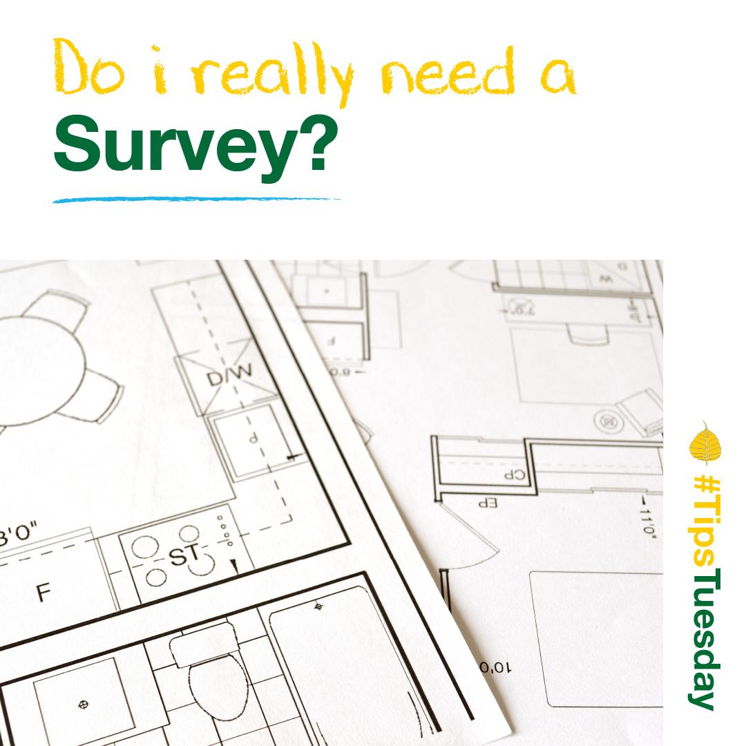 Do I really need a survey?